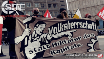 "Following Cancellation of Greifswald Demo, German Neo-Nazi Political Organization Mobilizes ""Spontaneous"" Labor Day Protest in Berlin"