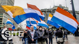 "Dutch White Nationalist Group Campaigns for Donations, Recruits Following ""Successful"" Demonstration in Kedichem"