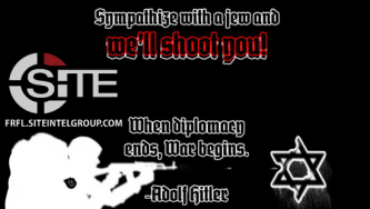 "Neo-Nazi Group Releases Recruitment Propaganda, Urges ""Kill Your Local Rabbi"""