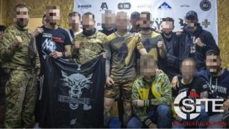 Azov Battalion Members Participate in Annual Fitness Competition with Military and Security Personnel