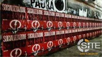 Italian Neo-Fascist Student Organization Demands Reopening and Restructuring of Education System