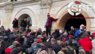 Reddit Users Compile Social Media Footage of U.S. Capitol Insurrection