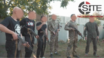 "Ukrainian Far-Right Organization Releases ""Total Resistance"" Training Video"