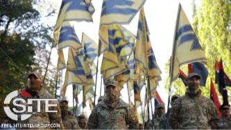 "Ukrainian Far Right Organizes ""Defenders of Odessa"" March"