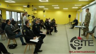 "Leaders of Azov Movement Meet With Government, Security, Military Authorities to Discuss ""Territorial Defense"" Strategies"