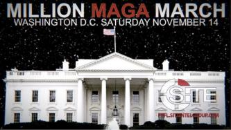 "Far-Right Groups Organize ""Million MAGA March"" In DC On November 14th"