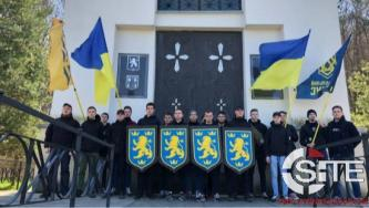 Azov Battalion Affiliates Celebrate WWII-Era Nazi Volunteer Division