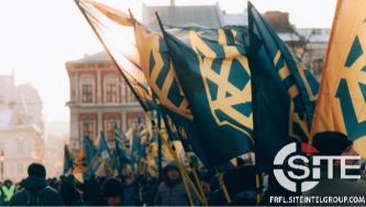 Prominent Ukrainian Far-Right Leader Offers Support to Belarusian Nationalists