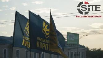 Azov Battalion Affiliate Organizes Donation Drive for Children's Facility