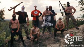 "Neo-Nazi Group Reports on Recent Outing, Urges Physical Training and Preparation for ""Coming Battles"""