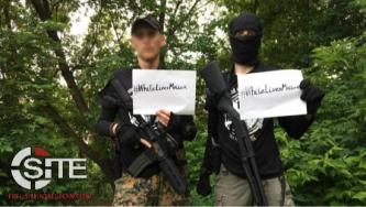"Neo-Nazi Group Shares Photographs of Armed Individuals, Promotes Far-Right ""White Lives Matter"" Social Media Trend"