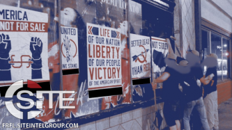 Patriot Front's Week of Activities: August 3 - 9, 2020