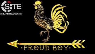 """We're Rolling Out"": Proud Boys Chairman Mobilizes Members In Response to Projected Trump Defeat"