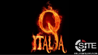 Italian QAnon Connects COVID-19 Lockdowns to US Elections and Deep State Control
