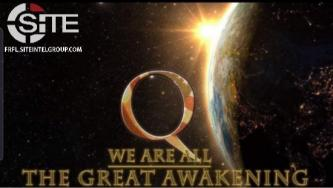 """Game Over:"" Italian QAnon Channel Makes Predictions About Post-Election Political Climate"