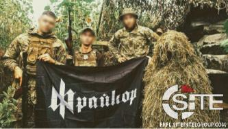 Neo-Nazi Paramilitary Organization Receives Official Recognition for Military Service by Ukrainian Government