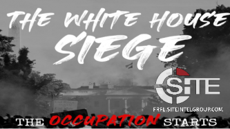 "Advertising Left-Wing ""White House Siege"" Protest, Far-Right Community Urges Followers to Prepare and Take Violent Action"