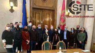 "Prominent Ukrainian Far-Right Organization Meets with Local Officials to Discuss ""National and Patriotic Education"" for Children"
