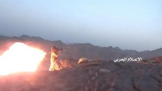 Houthi Rebels Continue Bombing Saudi Troops in Najran