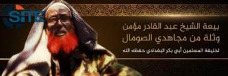 Pro-IS Jihadists Distribute Audio Attributed to Shabaab Figure Pledging to Baghdadi