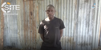 'Amaq Releases Video of Nigerian Soldier Captured By IS' West Africa Province