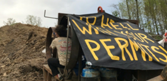 Eco-Extremists Call to Fund Activist Facing Terrorism Charges at MVP Pipeline Site