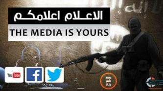 Pro-IS Group Rallies IS Supporters on Social Media Sites