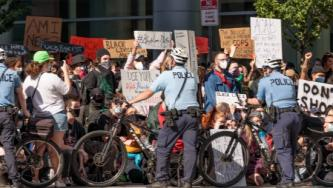 Portland Protest Shooter Allegedly Identified as Antifa Supporter by Message Board Users