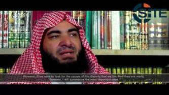 Scholar in Al Muhajirun Video Calls on Factions to Unite or Collaborate, Urges Colleagues Come to Syria Rather than Tweet from Afar