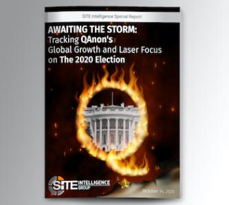 Awaiting The Storm: Tracking QAnon's Global Growth and Laser Focus on the 2020 Election