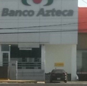 Banco Azteca ATM Bombed by Eco-Terrorists in Mexico City