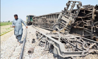 Baloch Liberation Tigers Claim Bombing Passenger Train in Pakistan