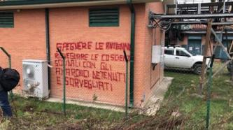 Anarchists Attack National Relay Antennas in Bologna, Italy