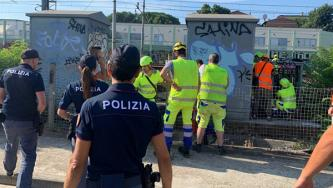 Suspected Anarchists Carry Out Arson Attack on State Railway Infrastructure in Florence, Italy