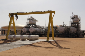 Armed Attack on Sharara Oilfield Sub-Station in Libya