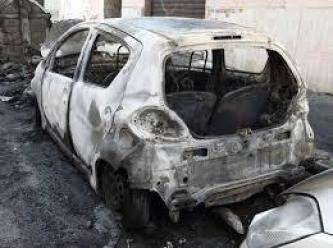 Anarchists Claim Burning Eni Car Sharing Vehicles in Rome