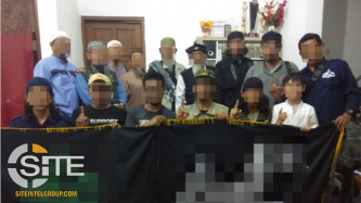 Senior Leaders of HTS-Aligned Indonesian Fundraising Group Arrested