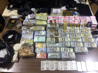 Over $1 Million & Weapons Found in IS Money Transfer Office in Turkey