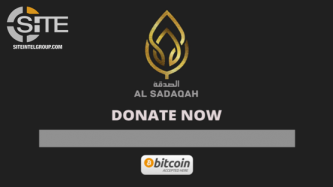 Campaign for Bitcoin Donations to Fund Fighters in Syria