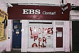 Anarchists Claim Attacks Across Banks & ATMs in Dublin, Ireland