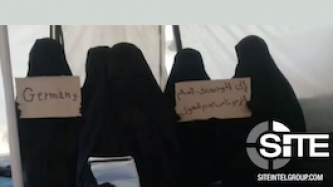 German Channel Launches Crowdfunding Campaign for Women in Syrian Camp